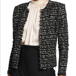 IRO Mamaspe Tweed Jacket sz38 us6